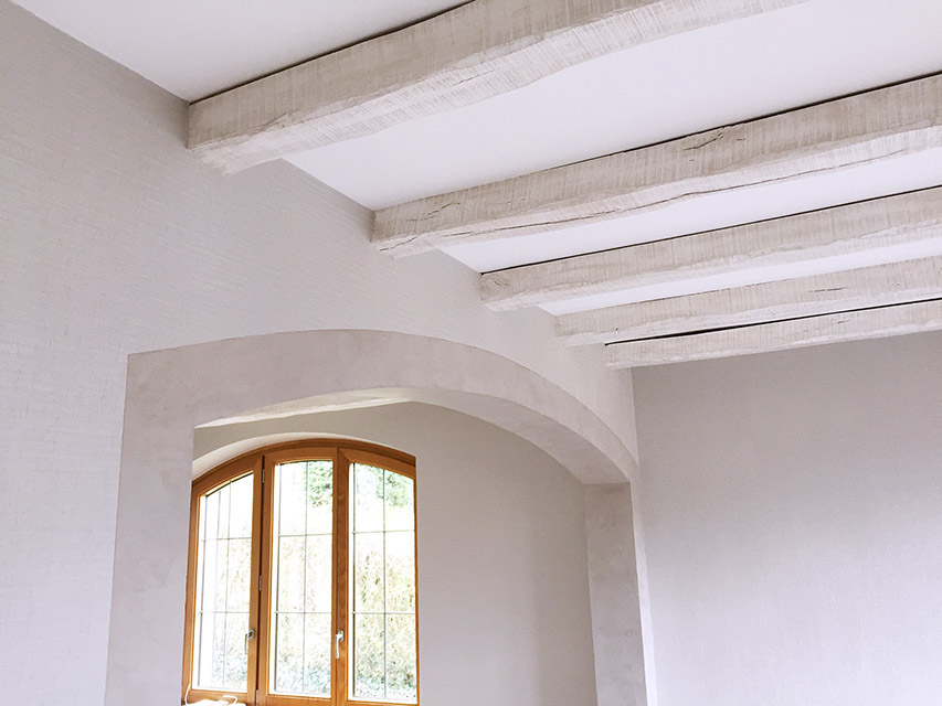 Entreprise de peinture et décoration murs et plafonds à Metz